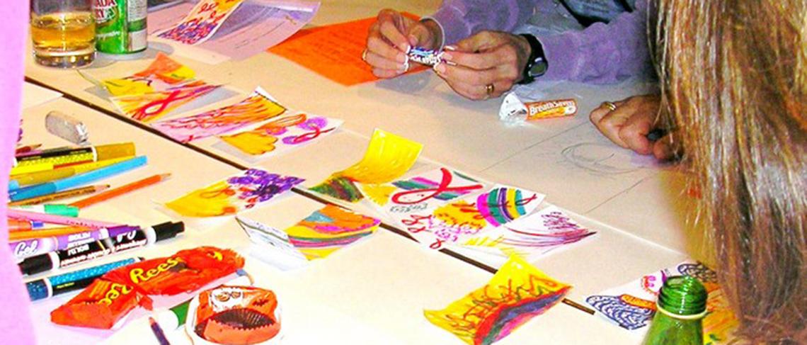 Colour, Composition & Design Workshop